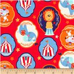 0286594 Little Circus Frames Red