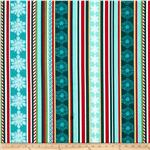 0275252 Frosty &#39;N Fun Frosty Stripe Multi