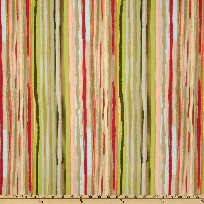 Sleeping Beauty Stripe Green