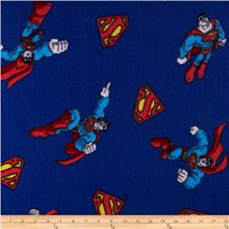 Superman Fleece Shield Royal