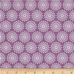 Riley Blake Lovey Dovey Lace Purple