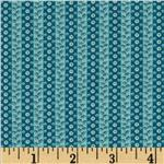 222297 Hampton Farm Repeating Stripe Blue
