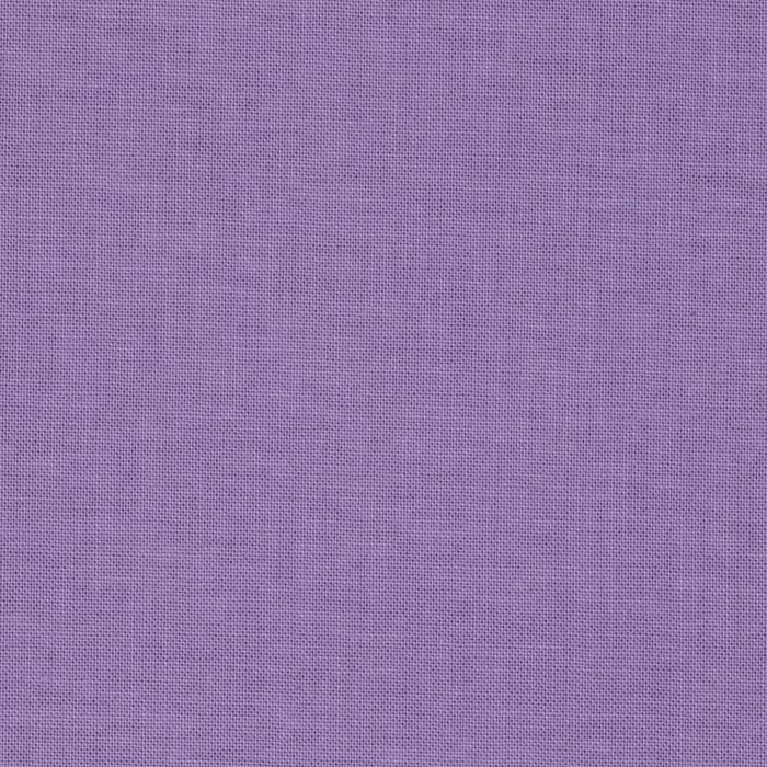 Cotton Supreme Solids Hydrangea Purple