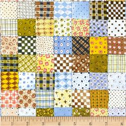 Holly Hobbie Small Patchwork Multi