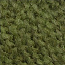 Lion Brand Homespun Yarn (378) Olive