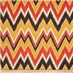 Suburban Home Chevron Mell Flame