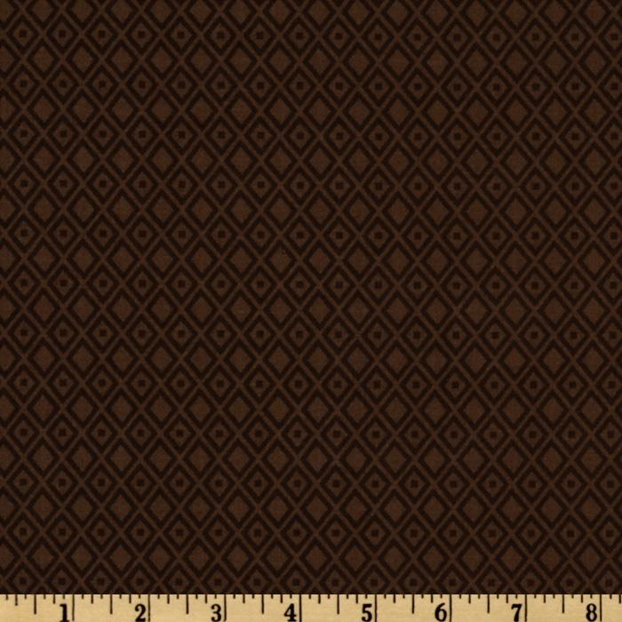 Town & Country Tiny Diamonds Brown