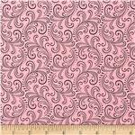238027 Springtime in Paris Filigree Pink