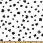 Pimatex Basics Spiral Dot White/Black