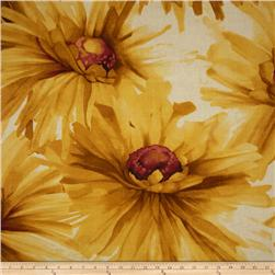 Richloom Samantha Sunflower