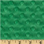 DS-997 Minky Cuddle Dimple Dot Kelly Green