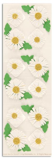 Martha Stewart Crafts Photo Corners Daisy