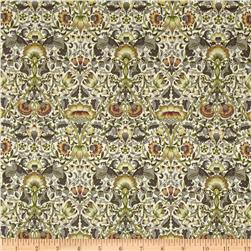 Liberty Of London Tana Lawn Lodden Ivory/Brown