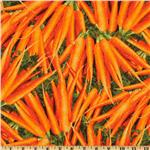 Farmer&#39;s Market Carrots Orange