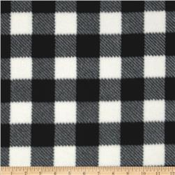 WinterFleece Buffalo Plaid Ivory