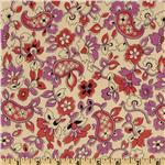 Chicopee Paisley Red