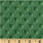 AS-875 Minky Cuddle Dimple Dot Olive