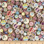 0279418 Sew Retro Cotton Reels Multi