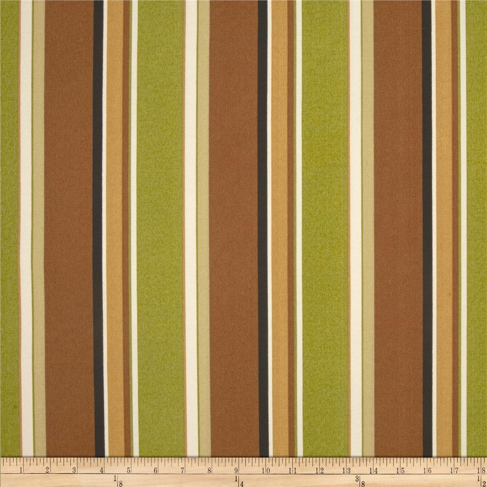 Maco Indoor/Outdoor Martindale Stripe Maple