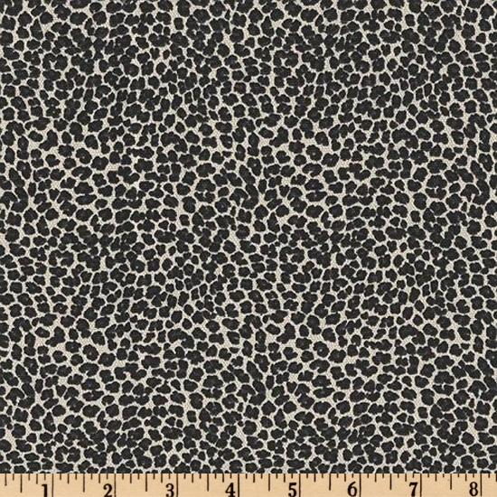 Premier Prints Wild Black/Cream