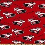 Masquerade Party Cars Red