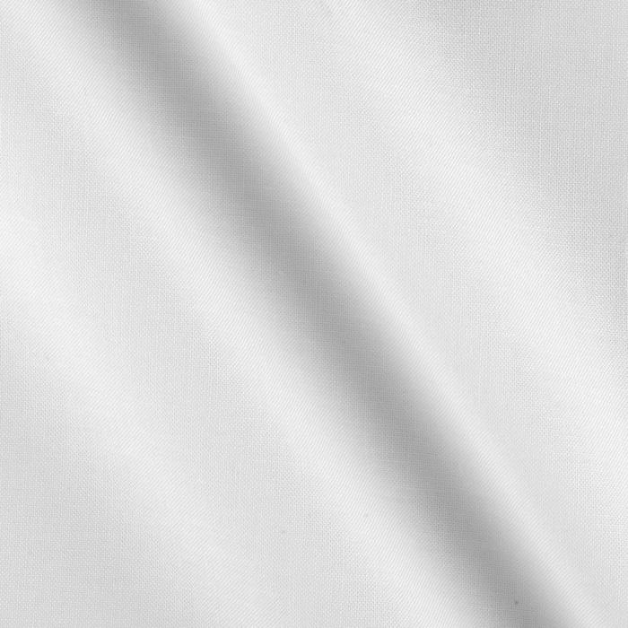 Timeless Treasures Soho Solid Broadcloth White