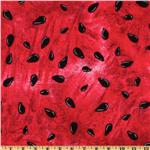 DO-734 Watermelon Slice Seeds Red