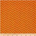 0267508 Garden Party Zig Zag Orange