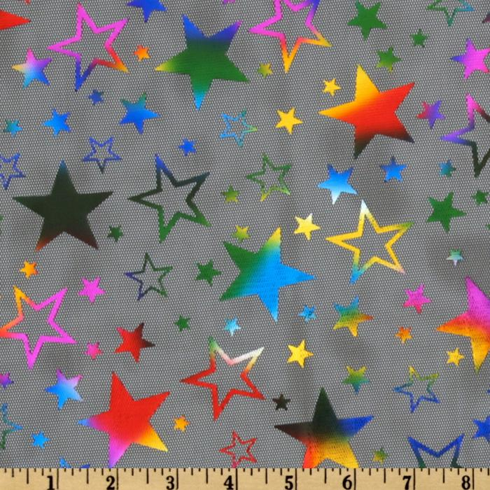 Tulle Stars Multi/Black