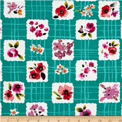 Picnic Social Mixed Floral Patchwork June