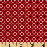 217776 Riley Blake Pirate Matey's Pirate Dots Red