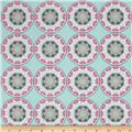 Silk Road Small Medallions Aqua