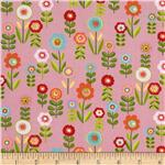 Moda Cherry On Top Candy Garden Pink