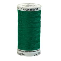 Gutermann Thread Extra Strong 110YD - Grass Green