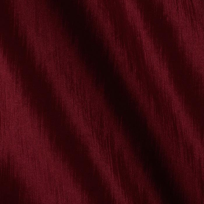 Soiree Stretch Taffeta Iridescent Burgundy