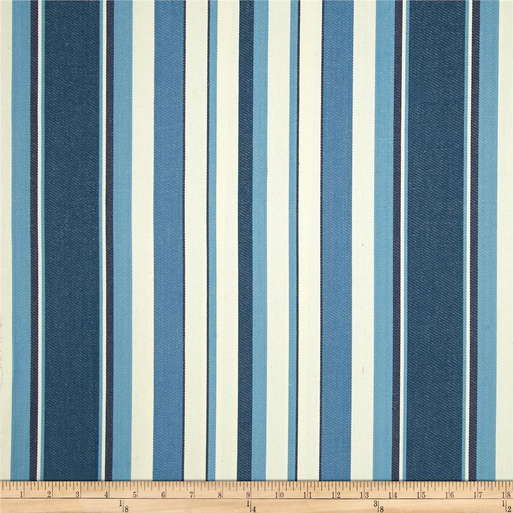 Covington South Beach Stripe Marine