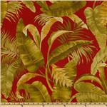 Swavelle/Mill Creek La Selva Poppy Red