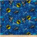 DC Comics Flannel Batman Dark Blue