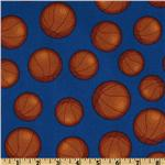 EN-920 Sports Life Basketballs Royal Blue