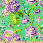 CN-355 Amy Butler Love Bliss Bouquet Emerald