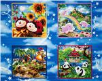 Pillow Pets Adventure Panel Multi