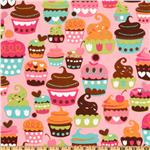 EC-476 Michael Miller Sweet Treats Pink