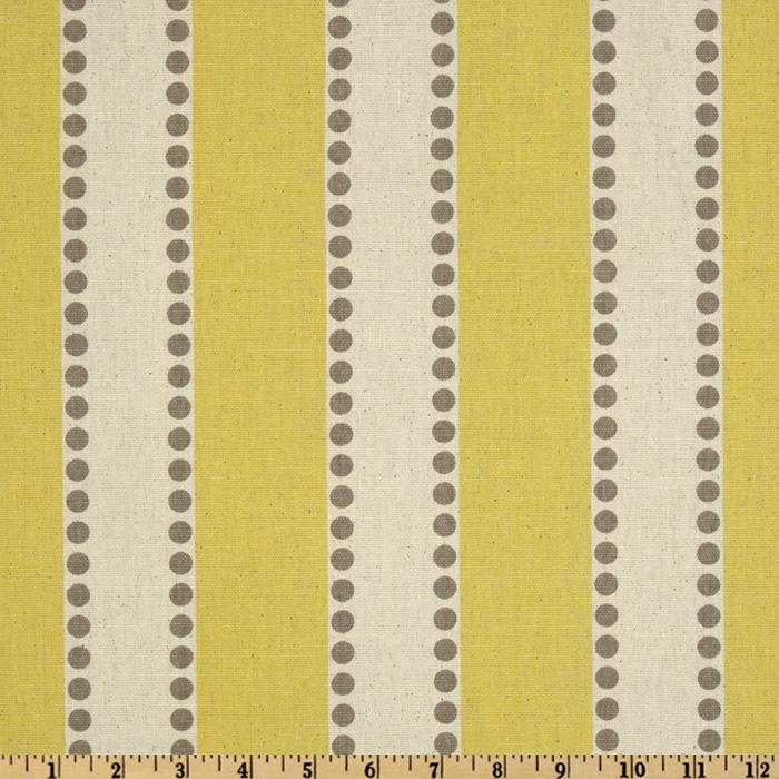 Premier Prints Lulu Stripe Sunny/Natural