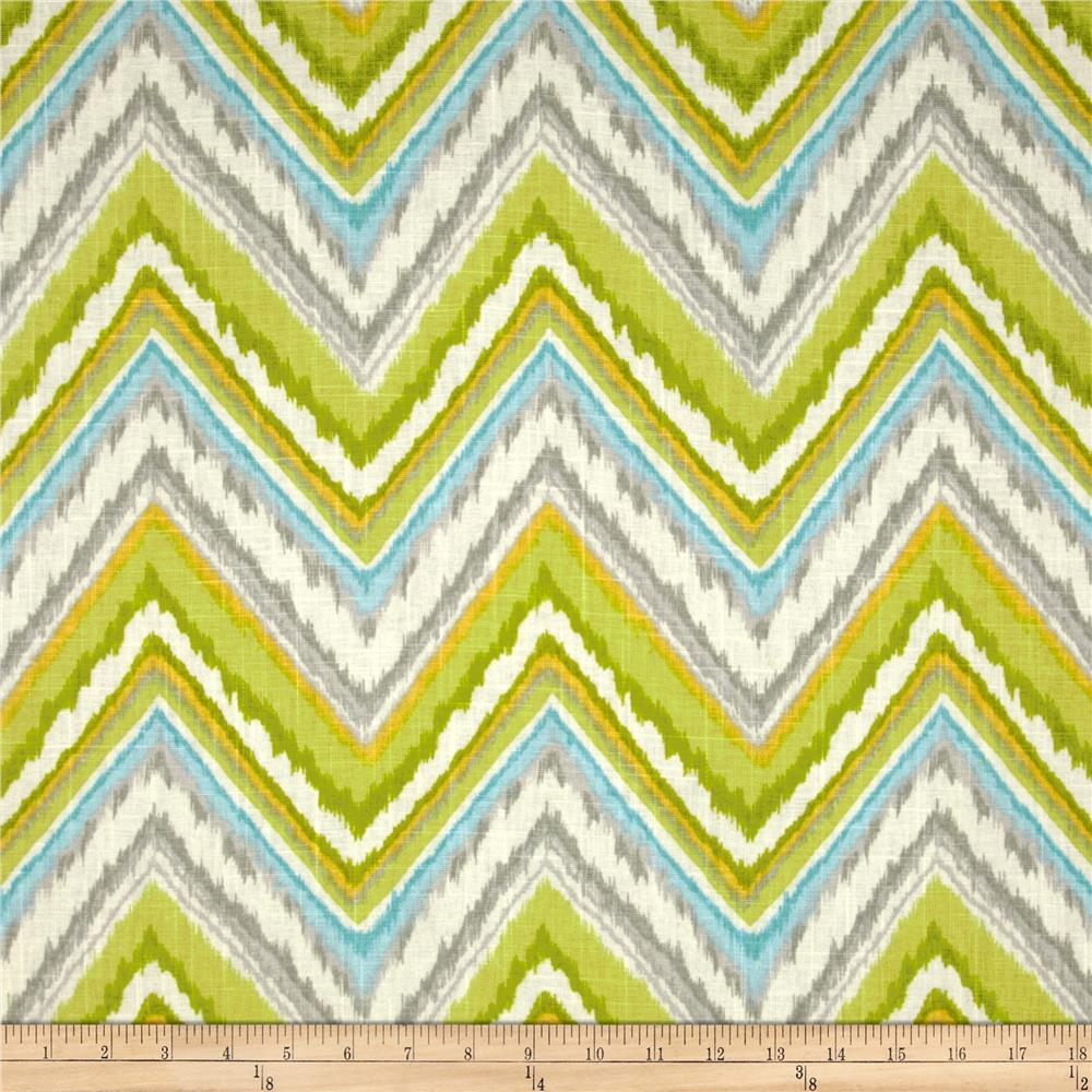 Dena Designs Chevron Charade Citrus