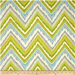 231530 Dena Designs Chevron Charade Citrus