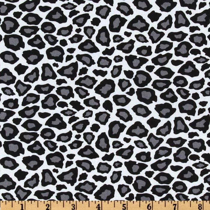 Metro Living Leopard Black
