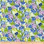 Botanica II Spring Crocus Blue