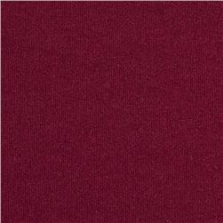 All American Interlock Knit Cranberry