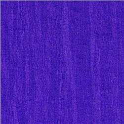 Nylon Crinkle Cloth Purple