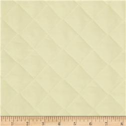 Double Sided Quilted Broadcloth Daffodil
